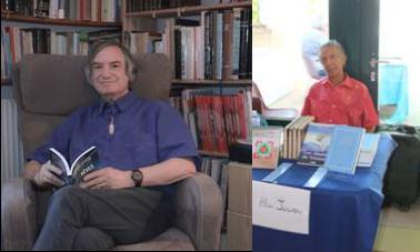 Bernard Mirande, Alain Julien La poésie comme source et racine de vie… Rencontre avec deux poètes